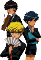 CLAMP School Detectives - 01 (transparent)