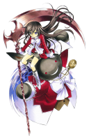 Pandora Hearts - Alice (transparent)