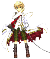 Pandora Hearts - Oz Vessalius 2 (transparent)