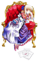 Pandora Hearts - Sharon Rainsworth (transparent)