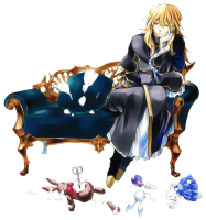 Pandora Hearts - Vincent Nightray (transparent)