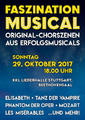 Faszination Musical - Flyer Blaue Version