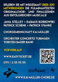 Faszination Musical - Flyer Blaue Version Hinten