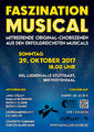 Faszination Musical - Plakat Blaue Version