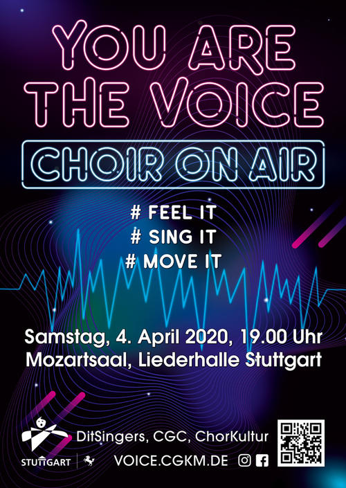 You are the Voice - Choir on Air