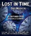 Lost in Time - Flyer Front
